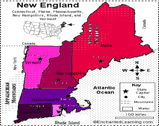 New England Capitals and States http://k5techtalk.com/category/social-studies/